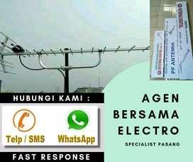 Pusat pasang signal antena tv digital