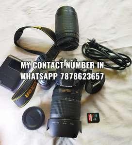 Selling camera