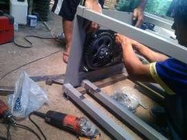 rolling door industri, grade door, rapid door, fast door