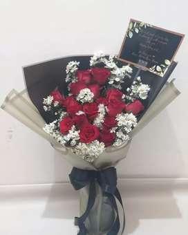 Buket Bunga Mawar spesial  ELEANOR FLORIST