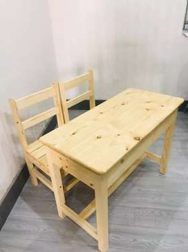 School/Home Study Table for 2 students