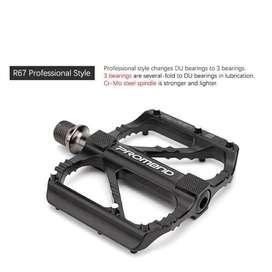 Pedal promend R67 3 bearing buat sepeda