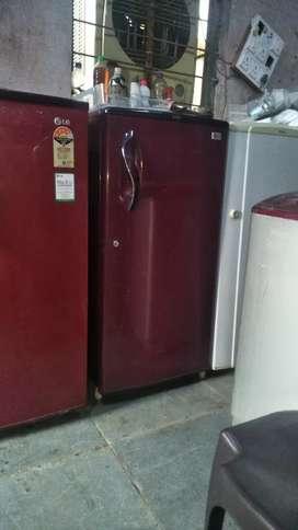Used branded fridge, washing machine