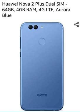 Good condition purchase  howai nova 2 + 40000 mobile expensive Mobile