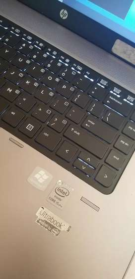 Hp elitbook 850 g1 core i5 4th generation 8gb and 500gb