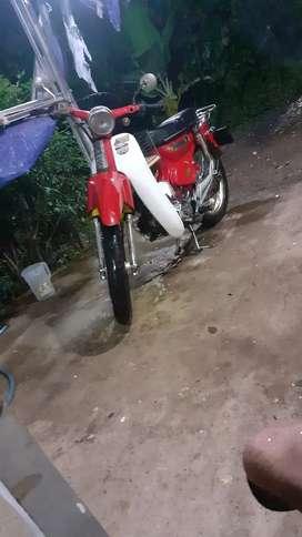 Honda c70 mesin honda c86