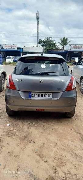 Maruti Suzuki Swift 2011-2014 ZDi, 2014, Diesel