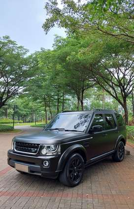 Land Rover Discovery 4 2011 Diesel