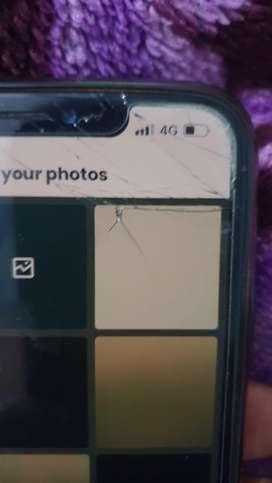 Iphone x max 64 gb 1.7 mant