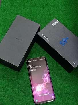 Samsung S9 Plus Purple Ram 6/64sein dual sim fullset semua fungsi aman