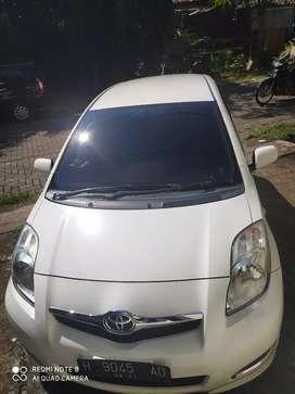 Toyota yaris type manual th 2011