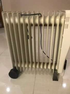 imported electric heater for sel from dubai