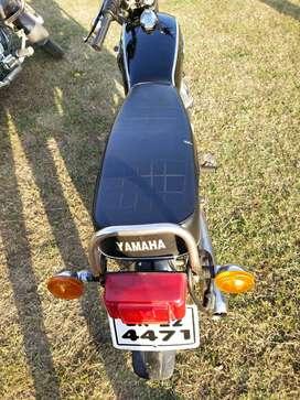 Yamaha rx100 my number