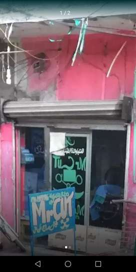 One shop for rent