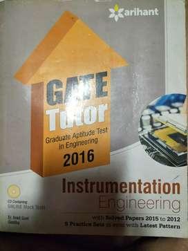 Gate Instrumentation Arihant Publication