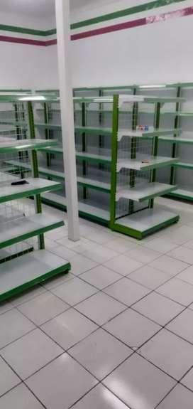 Rak minimarket baru murah langsung pabrik