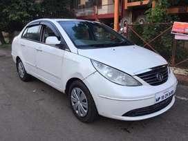 Tata Manza Aura + Quadrajet BS-III, 2011, Petrol