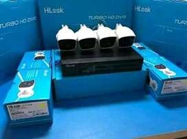 Paket kamera Cctv lengkap dengan pemasangan area Andir