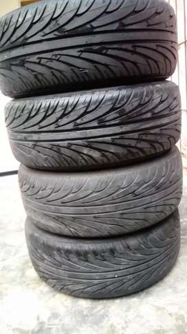 Used tyres 16 inches 205/50/16