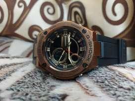Casio G-Shock Rose Gold Dial Men's Watch