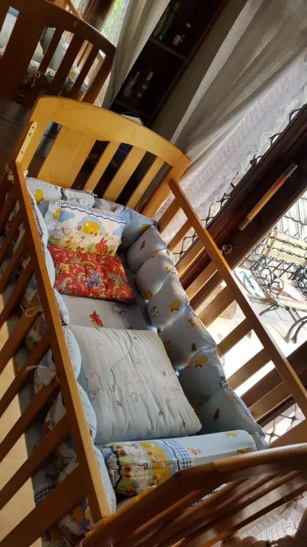 Baby Box kayu Tempat tidur Bayi