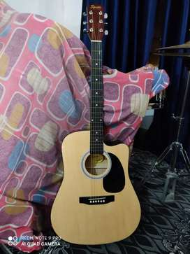 Fender SA-105 CE Semi Acoustic Guitar
