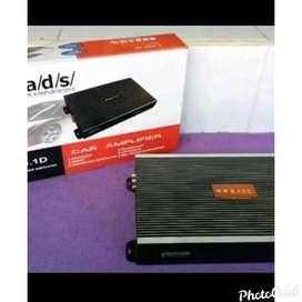 Monoblock Mono Block Amplifier Audio Mobil ADS 2800 Watt