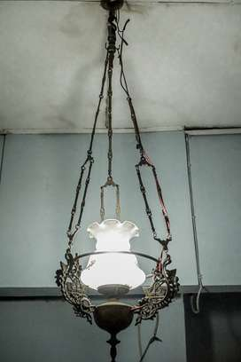 Lampu Gantung Antik - Lampu Lawas Jawa