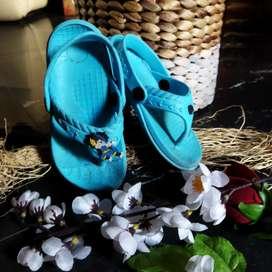 Sandal anak cowok crocs lokal