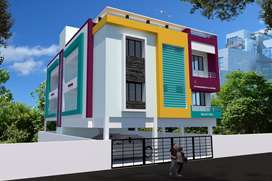3BHK Approved New Flats - Sale in Sembakkam(Cost Includes EB,CCP,Lift)