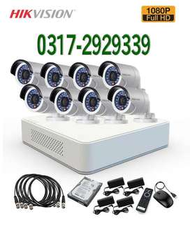 Get your home/office secured with CCTV Camera