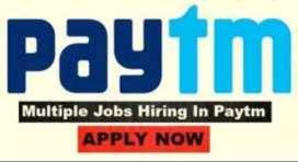 Urgent Hiring in Top MNC Paytm Bank Hiring