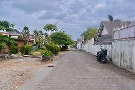 Tanah premium di Berawa Canggu dkt pantai