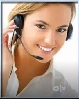 Requirement female telecaller