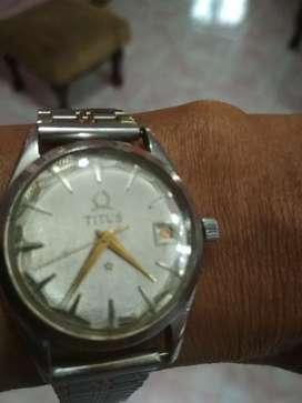 Jam titus 77 jewels,jam akurat, bisa cod kalo dekat