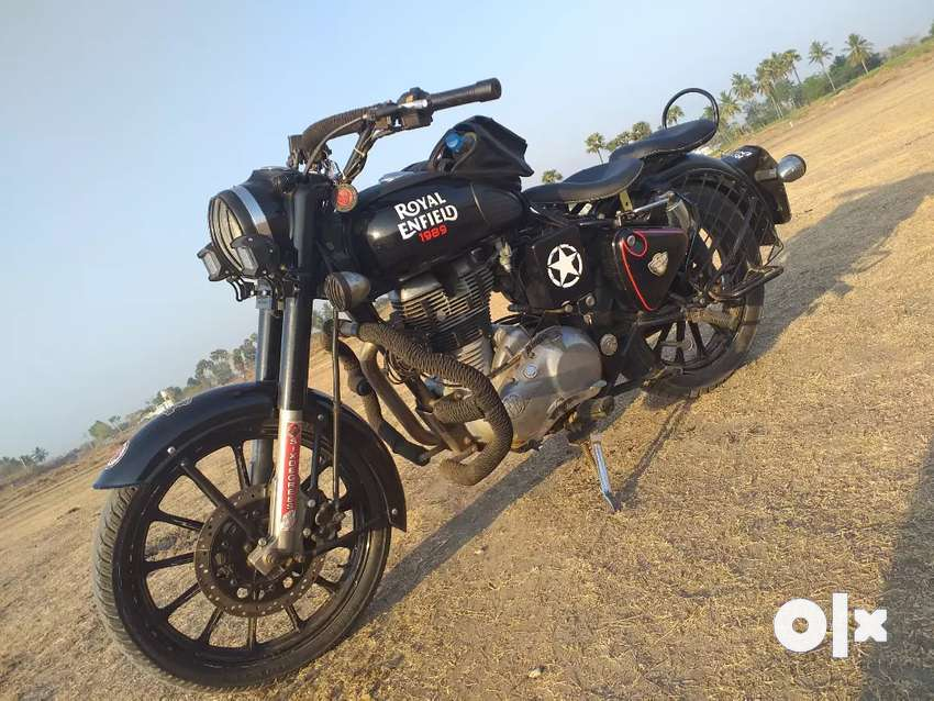 Royal Enfield350 no book onely bike this asapal bike 0