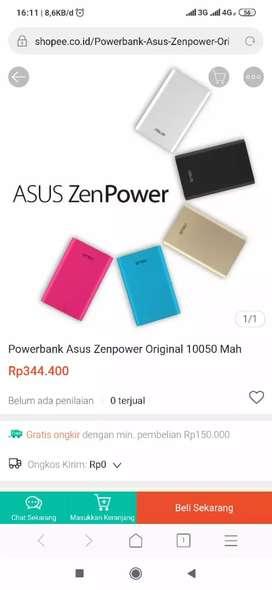 Power bank asuz 10050 mah