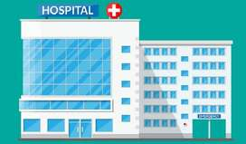 Required Female candidates for Reception for Hospitals