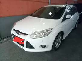 Ford Focus 2012 Hatchback S Bukan Jazz Yaris swift kredit Di bantu