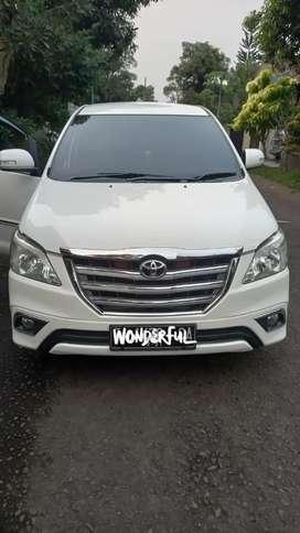 Innova V At Diesel 2013 New Model