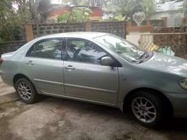Toyota Corolla H5 model for sale