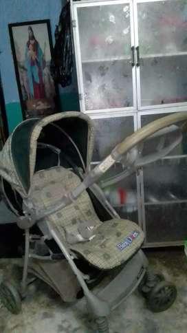 Jual kereta merk BabyDoes