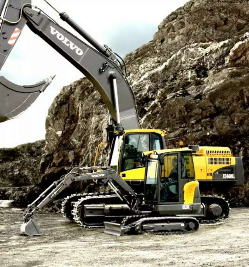 Brand new Excavator Asan Installment pr 0