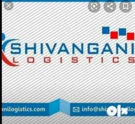 Need Jorhat delivery boys for shivangani logistics