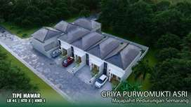 Rumah di pedurungan  speck mewah Griya purwomukti Asri