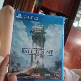 PS4 BD Starwars battle front