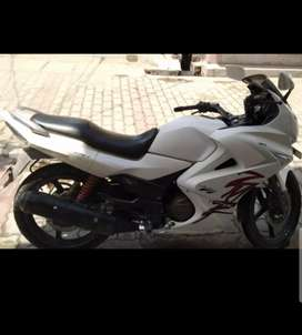 Karizma ZMR white colour good condition and best performance engine