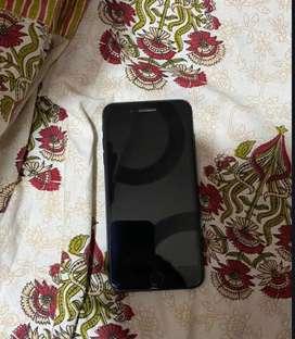 Iphone 7 plus 32 gb black clur