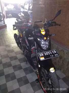 spd motor honda streetfighter