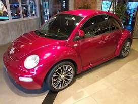 VW NEW BEETLE 2000